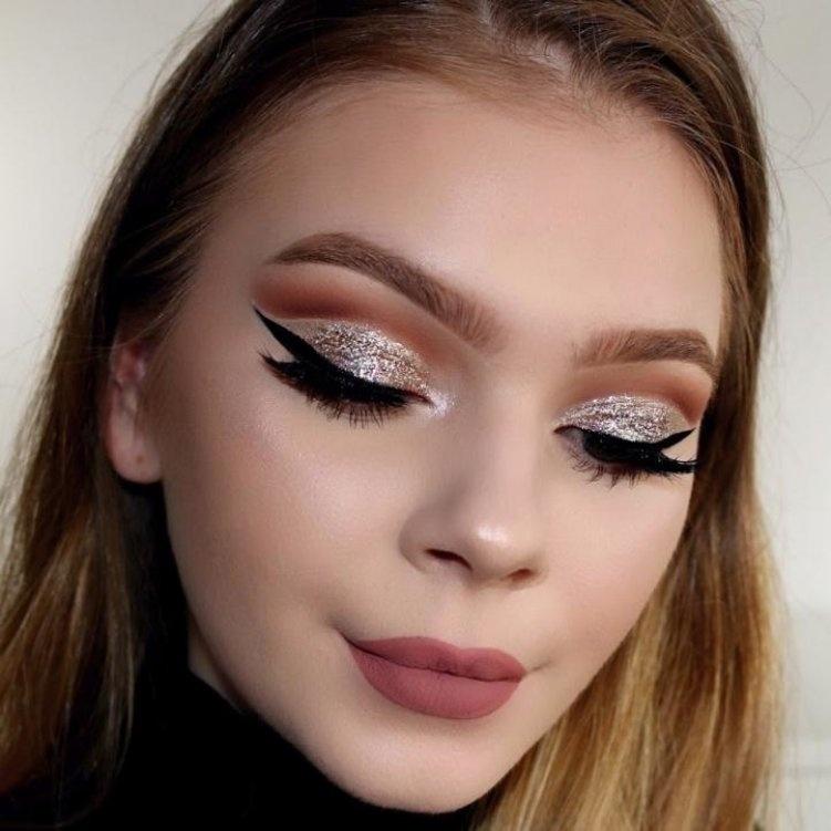 Новый год-2018: идеи трендового макияжа