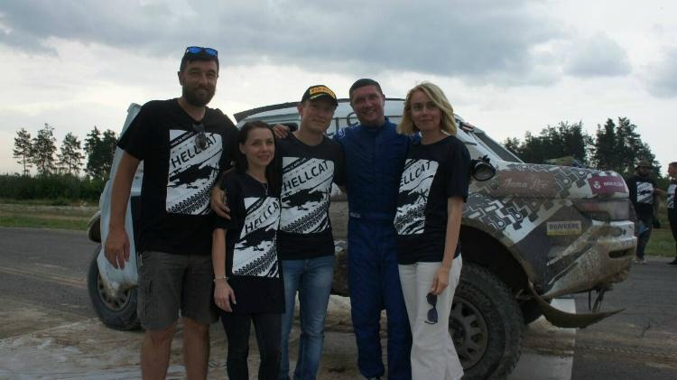 Наталія Гордієнко подолала страх швидкості