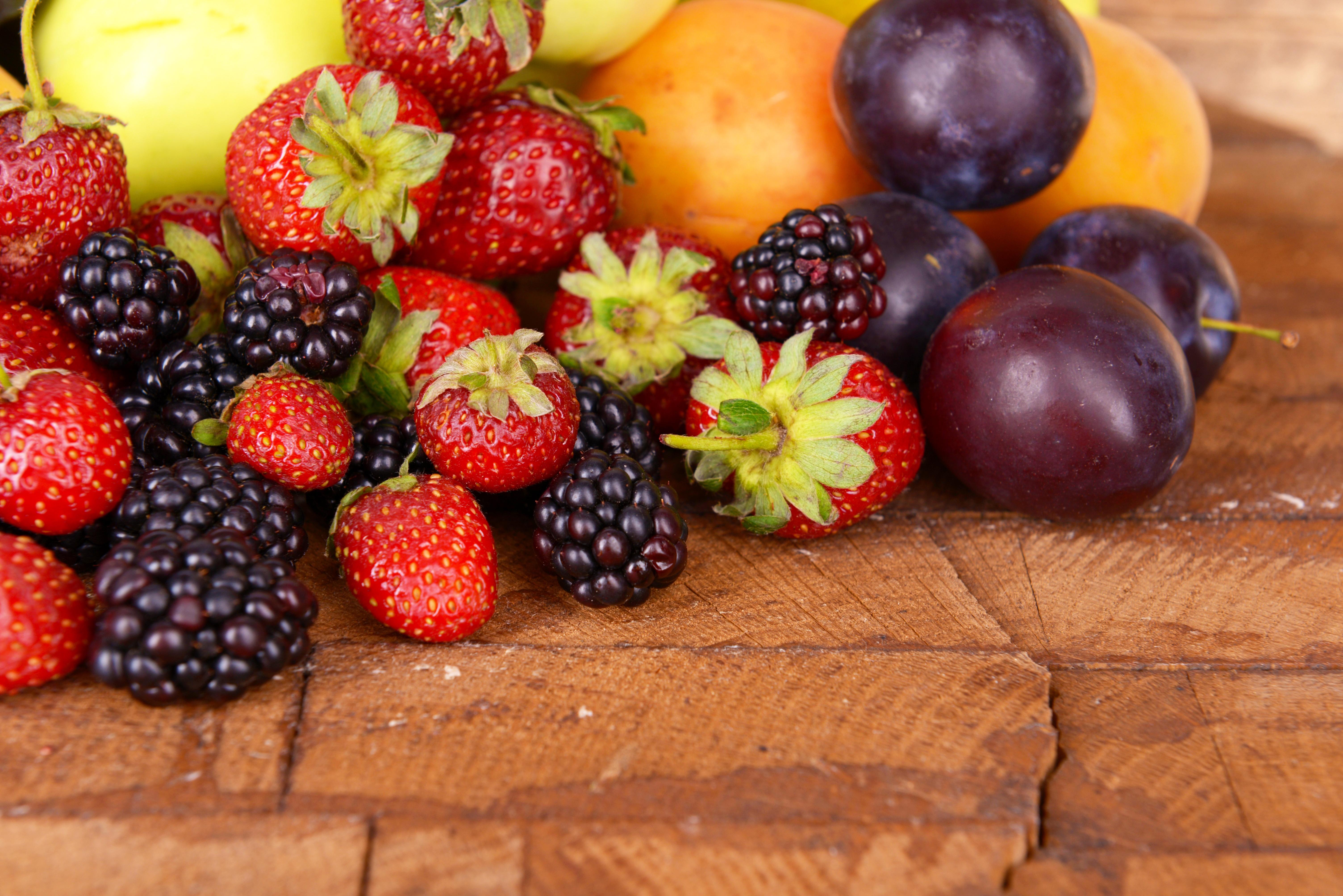 Картинки все фрукты и ягоды