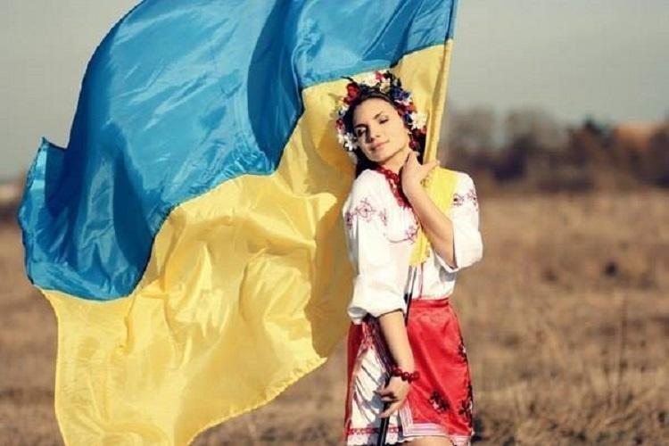 Картинки с надписями я украинка