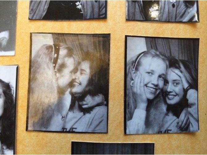 Жанна Фриске в молодости - okru